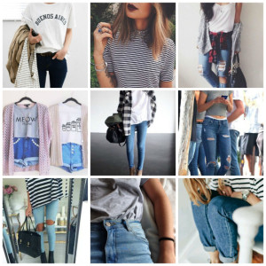 collage outfit goed