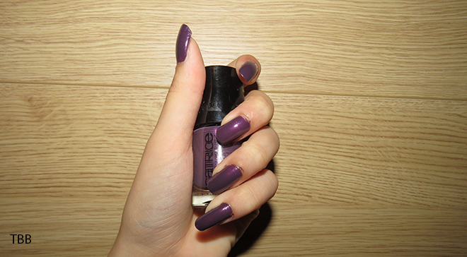 Catrice Nail Lacquer