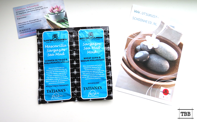Review | Sea Mud Mask + Winactie