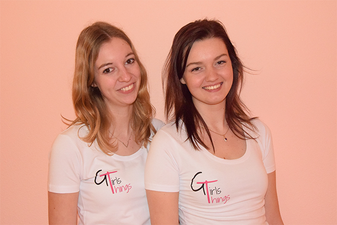 Celine interviewt: Eline en Merle | Girls-Things
