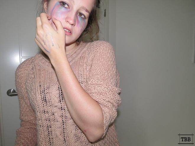 oogschaduwkleur