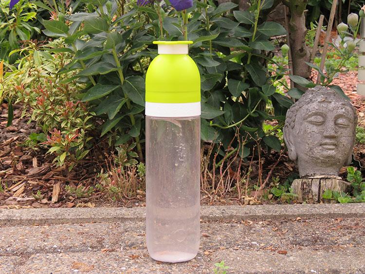 Een gezonde fles van Qwensh