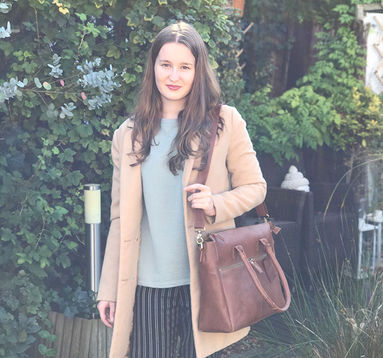 Outfit | Betaalbare Burkely handtas