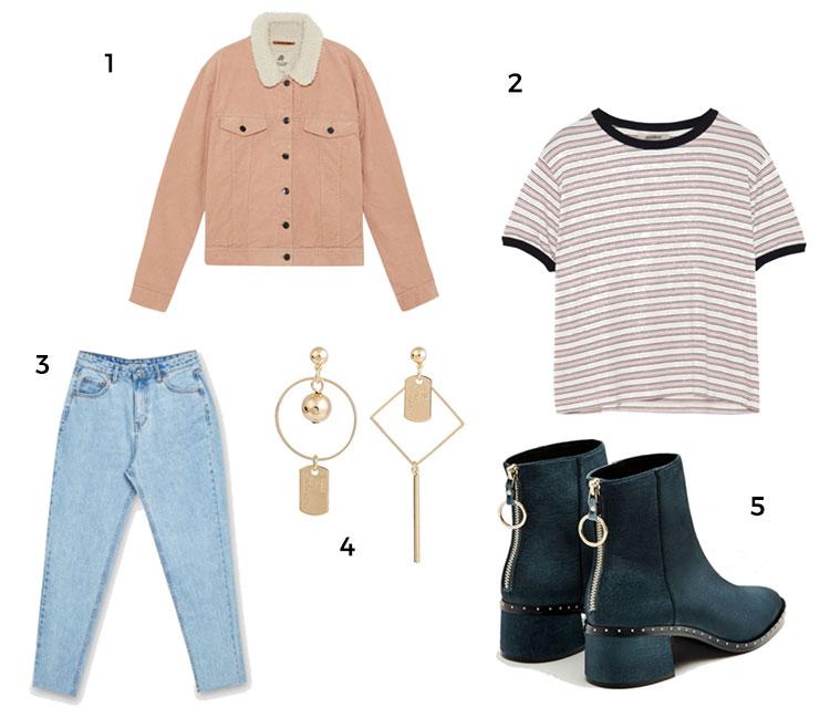 leuke outfits voor herfst