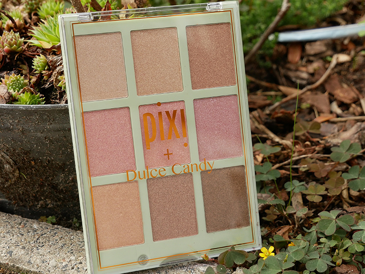 Café con Dulce palette from Pixi Beauty
