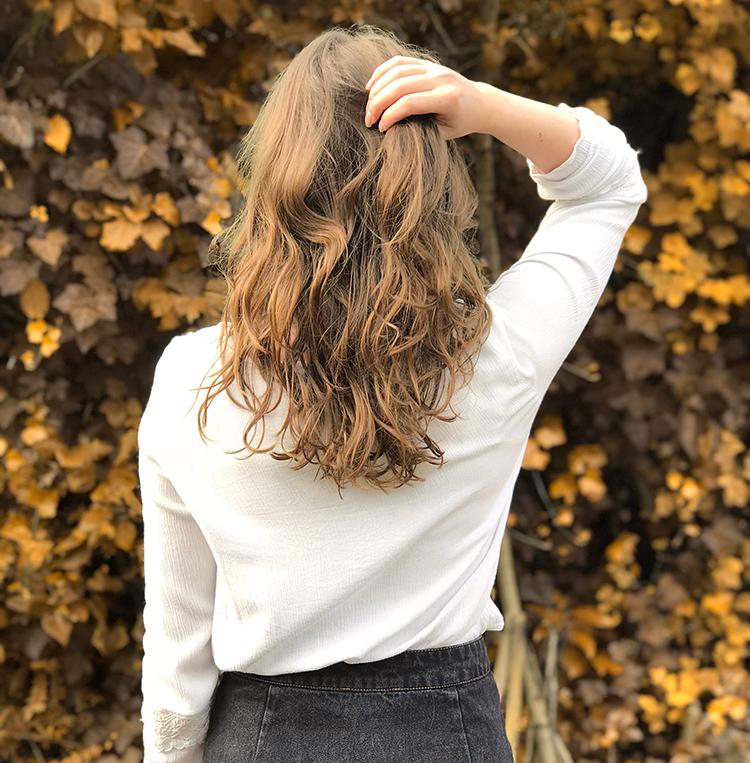 Slap haar en gevoelige hoofdhuid | Mijn haarroutine