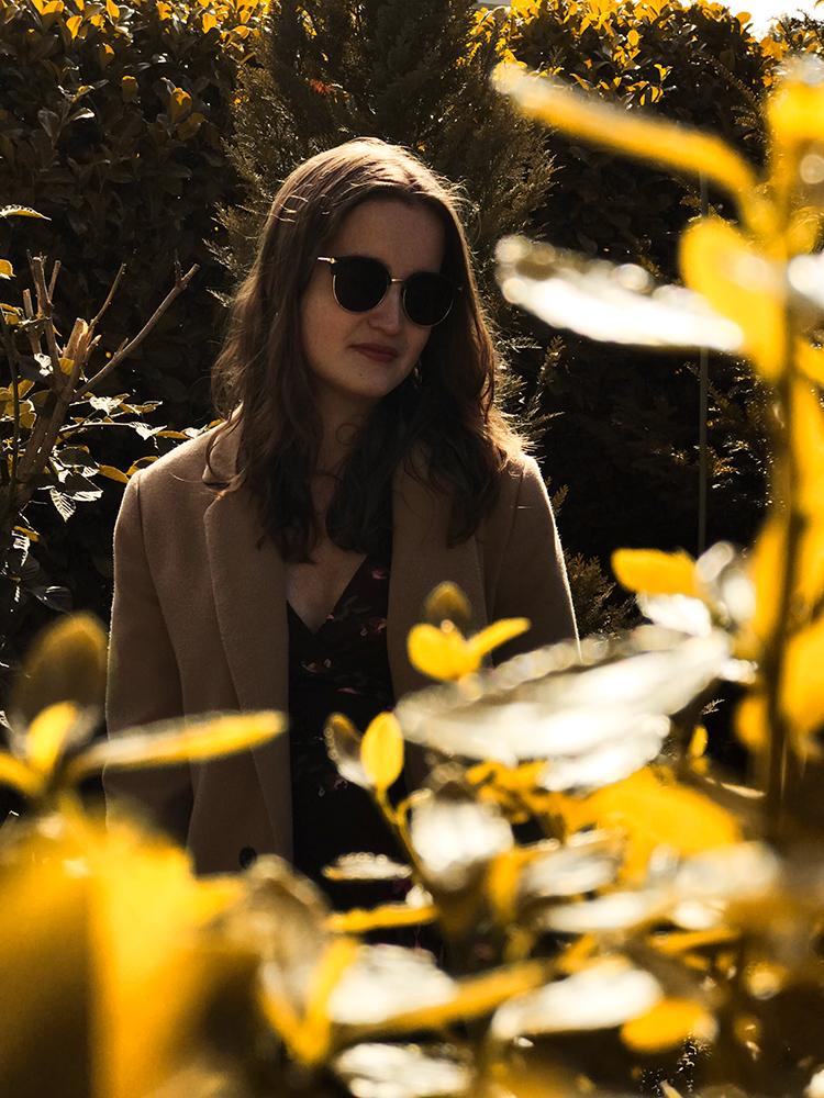 Hunter Black sunglasses