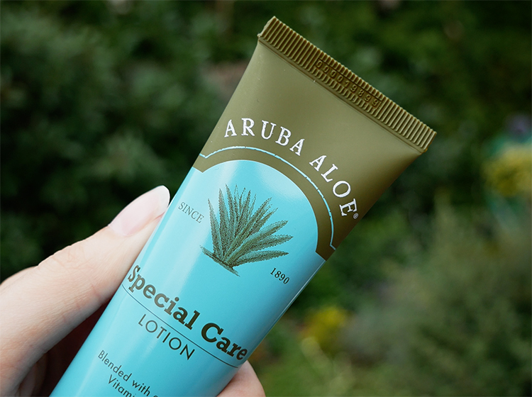 Special Care Lotion from Aruba Aloe