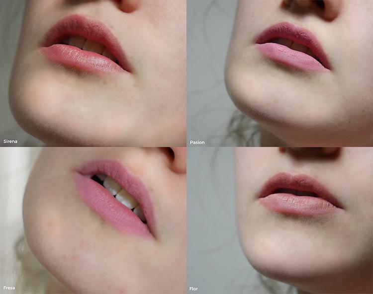 Dulce's Lip Candy van Pixi Beauty