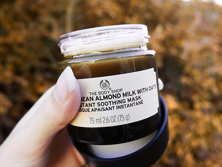 The Body Shop Instant Soothing Mask | Review