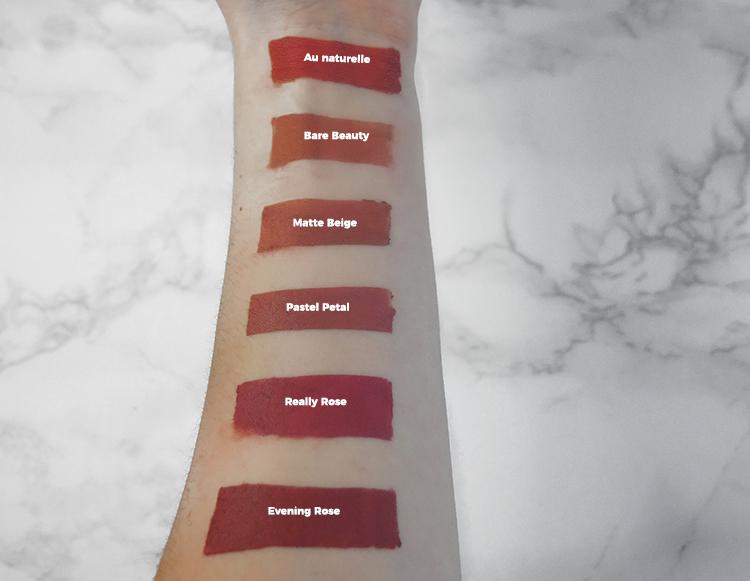 MatteLast Liquid Lip