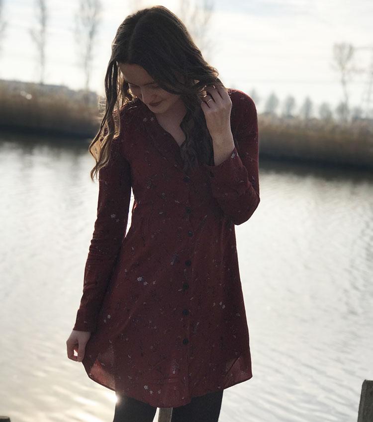 Nice spring dress