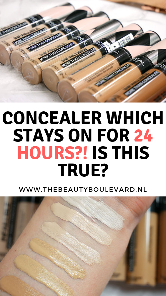 Infallible Concealer from L'Oreal