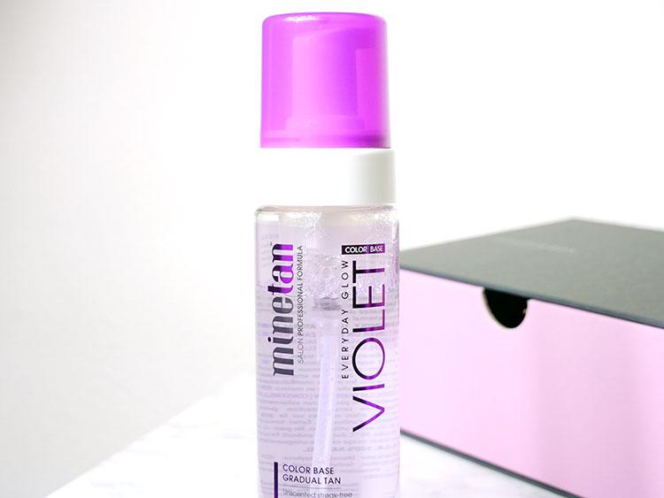 Violet tan
