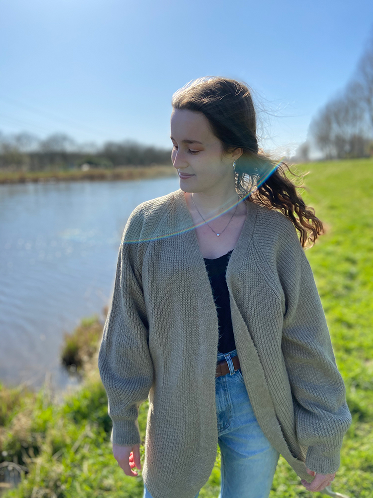 Thin cardigans for Spring