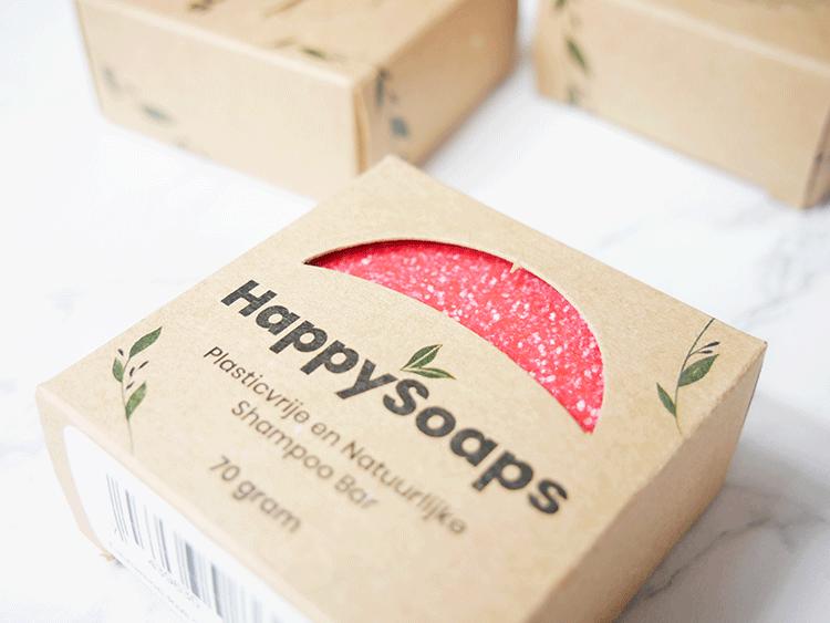 Happy Soaps Shampoo Bars