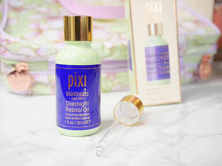 Pixi Retinol Jasmine Collection: Smooth Skin