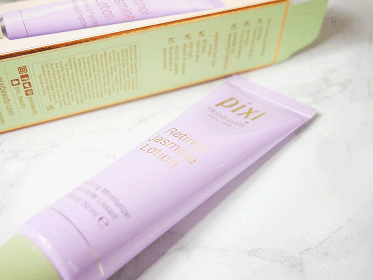 Pixi Retinol Jasmine Collection