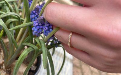 Gouden sieraden van Isabel Bernard: Review