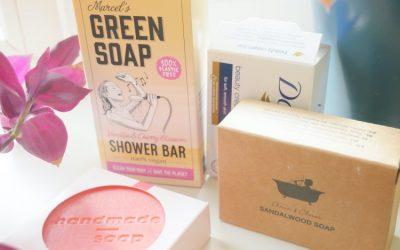Douchen zonder plastic: Product tips