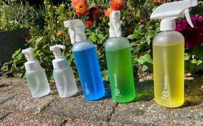 Plasticvrij schoonmaken: Tips en tricks